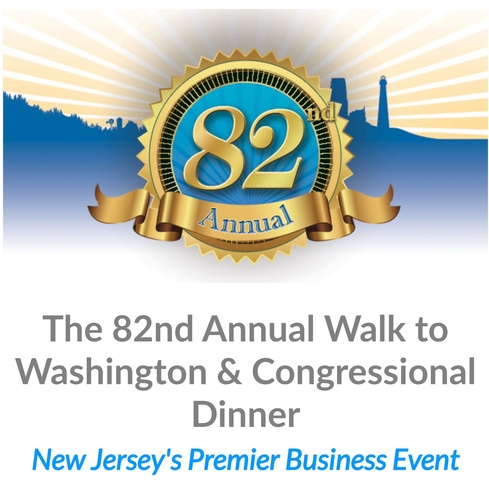 02/28/2019 – 82nd Annual Walk to Washington & Congressional Dinner