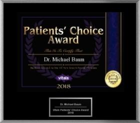Dr Michael Baum Health Grades