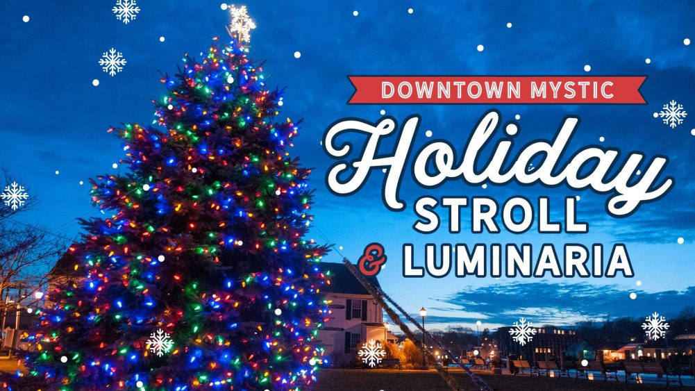 12/07/2019 – Holiday Stroll and Tree Lighting
